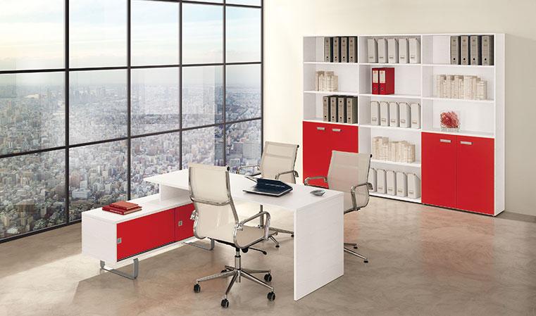 Studio completo mobilkit for Mobili ufficio moderni